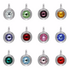 TierraCast Birthstone Charms - Poppies Beads n' More