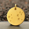 Zodiac Constellation Discs, Nina Designs
