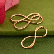 Infinity Link, - Poppies Beads n' More