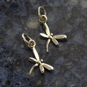 Dragonfly Charm - Poppies Beads n' More