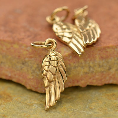 Angel Wing Charm