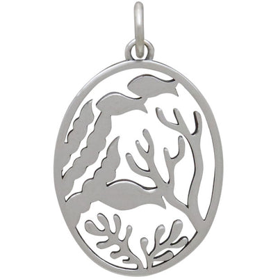 Sterling Silver Sealife and Fish Charm