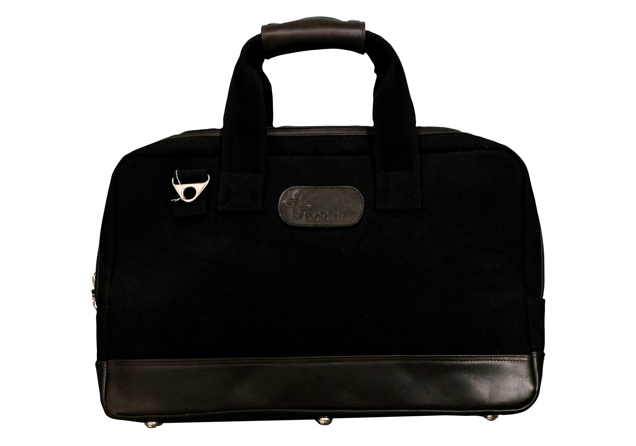 Boldric Cocktail Bag Set Canvas Black