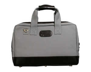 Boldric Cocktail Bag Set Canvas Grey