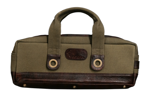 Boldric All Purpose Canvas Tool Bag Green