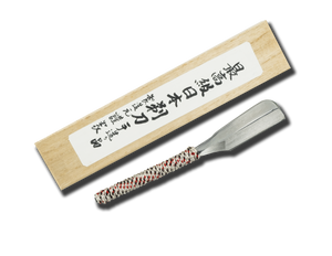 Munemasa Kamisori Razor (Cord Wrapped Handle)