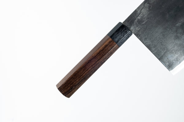 Takeda NAS Cleaver Small Rosewood Handle