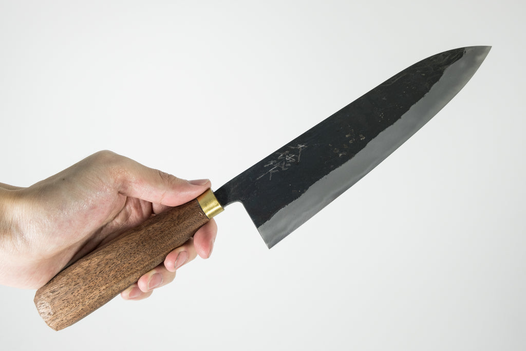 Daitoku Kurouchi Gyuto 180mm Walnut Handle