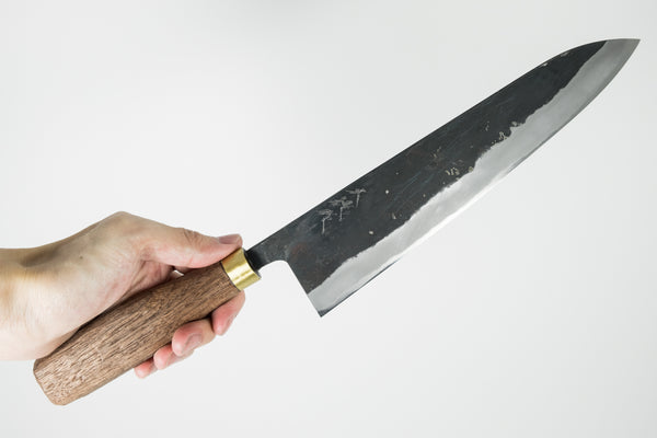 Daitoku Kurouchi Gyuto 210mm Walnut Handle