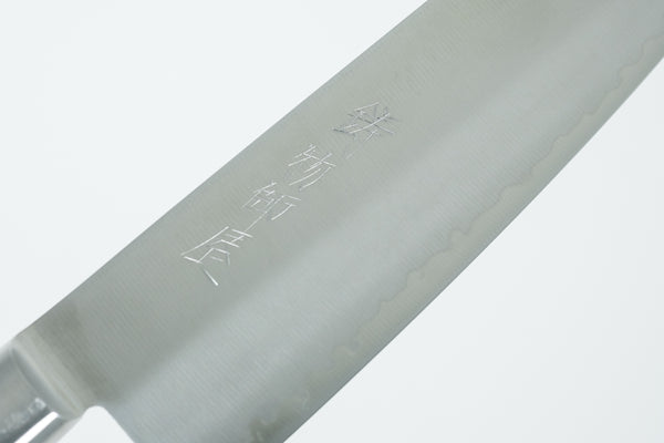 Hitohira Imojiya SG2 Santoku 180mm Pakka Handle