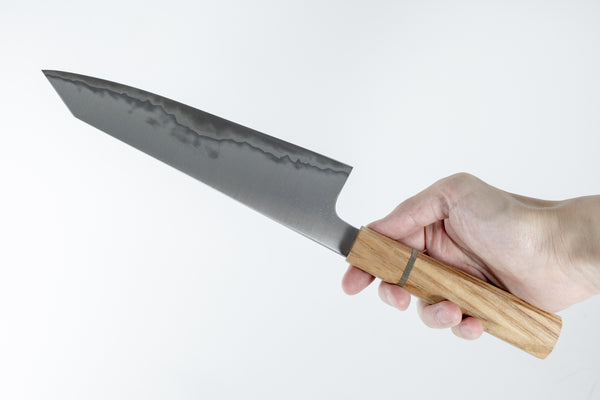 Shihan 52100 Kiritsuke 210mm Ash Handle