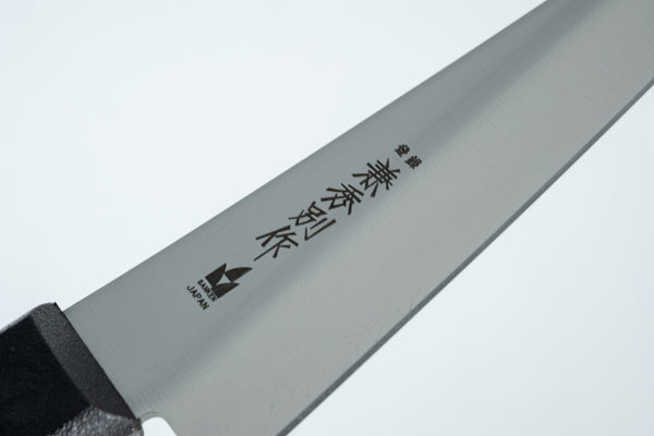 Kanehide Bessaku Honesuki Kaku 150mm Elastomer Handle (T)