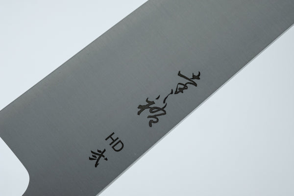 Konosuke HD2 Wa-Santoku 165mm Khii Ebony Handle with Saya