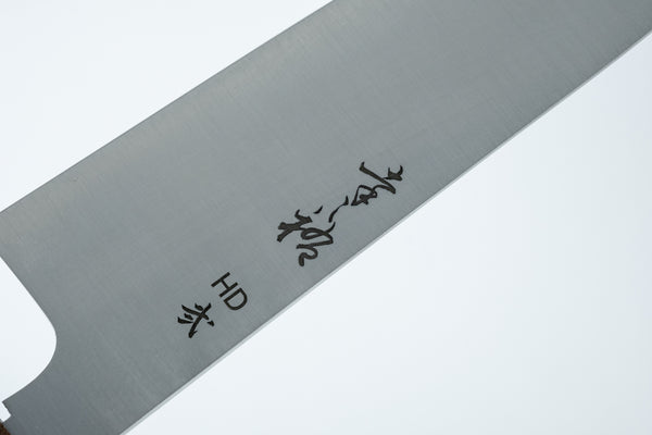 Konosuke HD2 Santoku 165mm Khii Walnut Handle