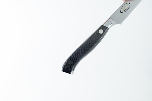 Nenox Custom CF Paring 100mm Carbon Fiber Handle