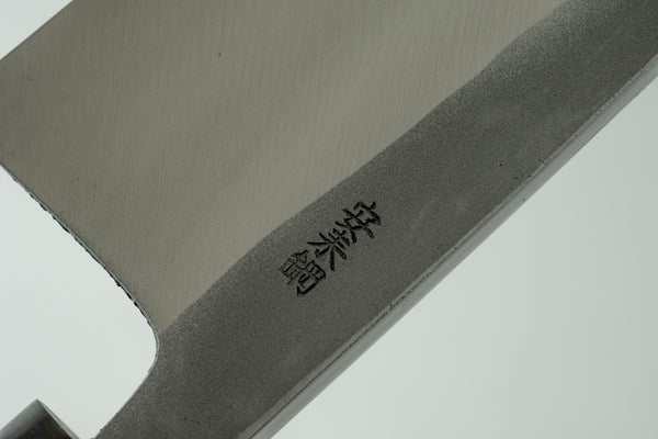 Mumei White #2 Deba 195mm Ho Wood Handle