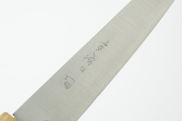 Konosuke GS+ Wa-Petty 150mm Khii Chestnut Handle