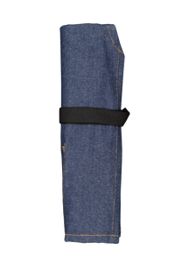 Ai & Om Denim Knife Roll