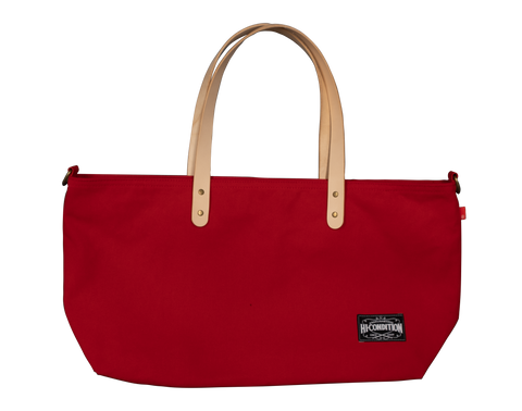 Hi-Condition Hanpu Canvas Knife Bag Extra Large Red