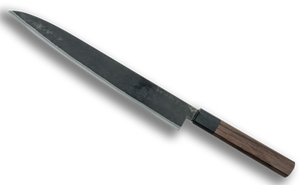 Takeda NAS Sujihiki Large Rosewood Handle (Yanagiba)
