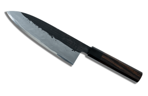 Tou Custom Wa-Gyuto 210mm Rosewood Handle (Deba Type)