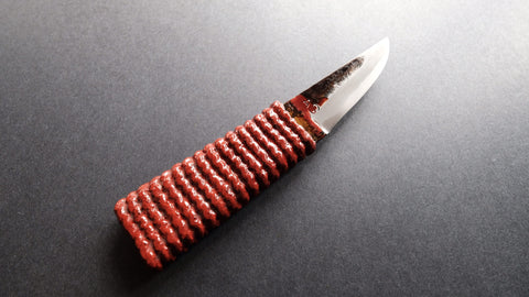 Takeda AS Utility Fixed Blade (Red)