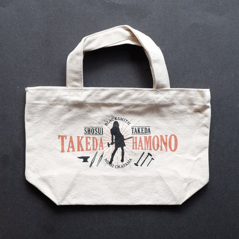 Takeda Canvas Bag Small