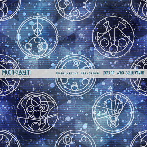Everlasting Pre-Order: Doctor Who Gallifreyan