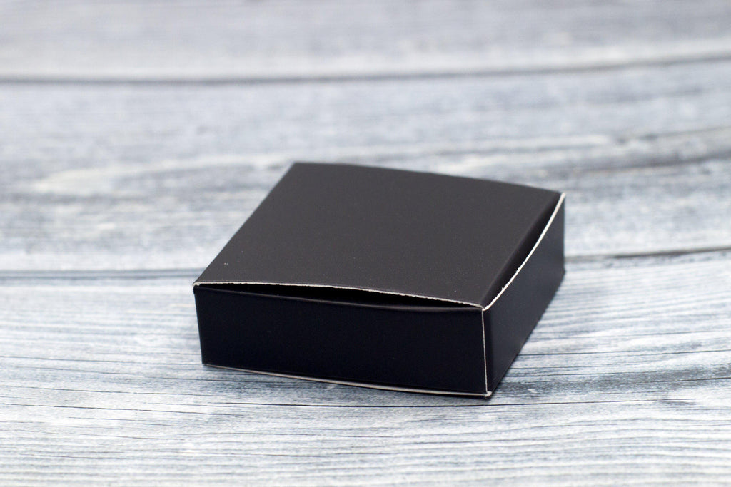 DIY PAK-Cosmetic Box - 37mm Compact - Black-Make your own professional makeup/cosmetics