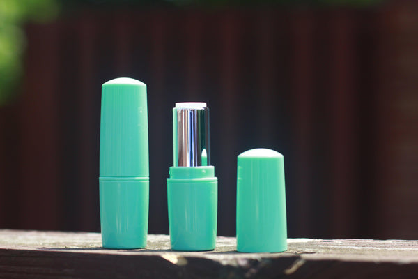 DIY PAK-Lipstick Case - Robin Blue Round 12.1 Cup-Make your own professional makeup/cosmetics
