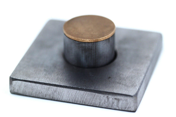 DIY PAK-Steel Powder Press for Cosmetic Pans-26mm-Make your own professional makeup/cosmetics