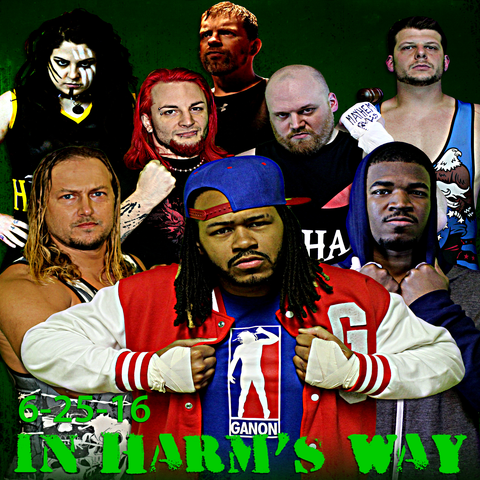 2016-06-25 - PWX - In Harm's Way