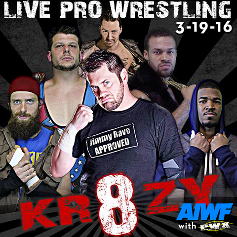 2016-03-19 - AIWF - Krazy 8 Tournament