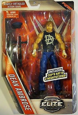 WWE Elite Collection Dean Ambrose