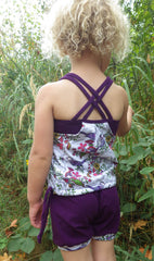 Girl's Agility Tank and Dress