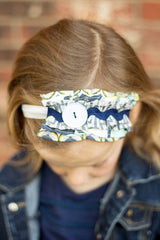 Sweet Grace Ruffled Headband