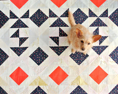 Nordic Triangles Quilt