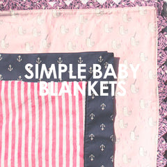 Simply Baby Blankets