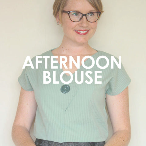Afternoon Blouse