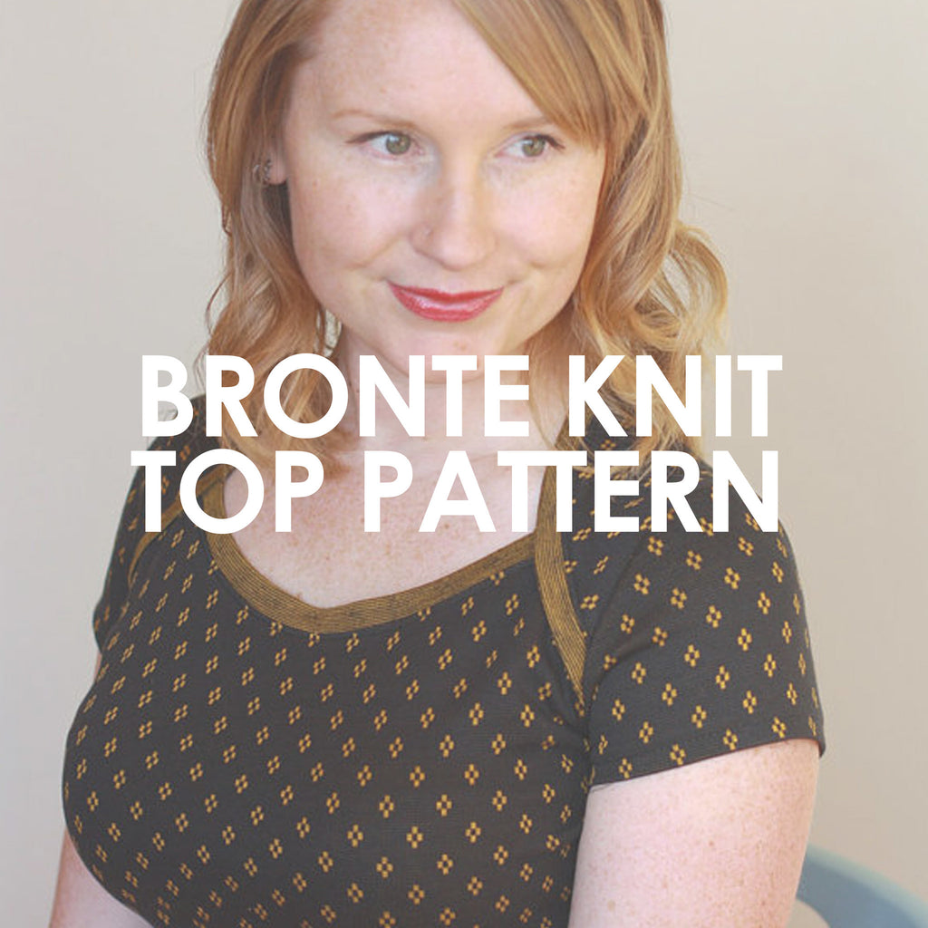 Bronte Knit Top