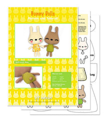 Bunnies Soft Toy