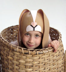 Bunny (Leaning Ears) Costume