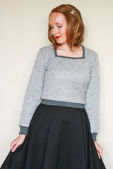 Enid Fitted Sweater