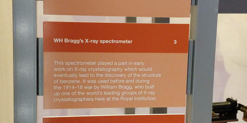 X-ray crystallography_Faraday_museum_London