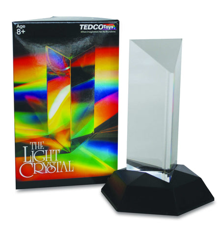 "Prism - Large (TEDCO) 4.5""  - Science & Engineering Toy"