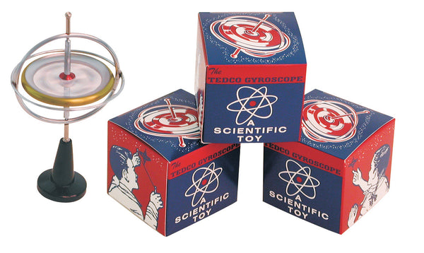 TEDCO Gyroscope (Original) - Classic for a Reason Educational Products - Science & Engineering Toy