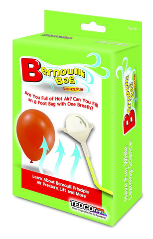 Bernoulli Bag (Made in USA) Educational Products - Science & Engineering Toy