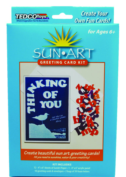 SunArt Paper (Made in USA) - Easy Photography  - Science & Engineering Toy