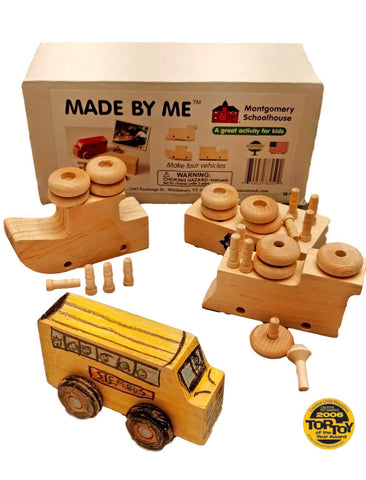 Made By Me - Award-Winning Creative Toy