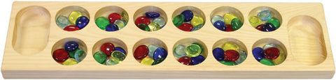 Mancala - An Ancient Game from Africa (Beware...Very Addictive)